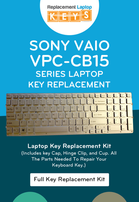 Buy sony vaio vpc cb15 series laptop replacement keys online