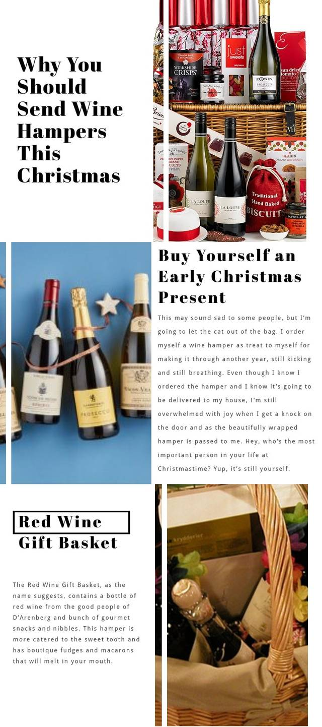 Why you should send wine hampers this christmas min