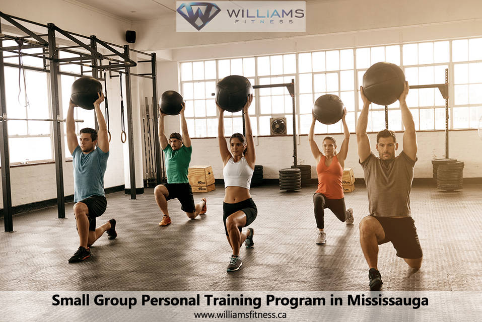 Small group personal training programs in mississauga
