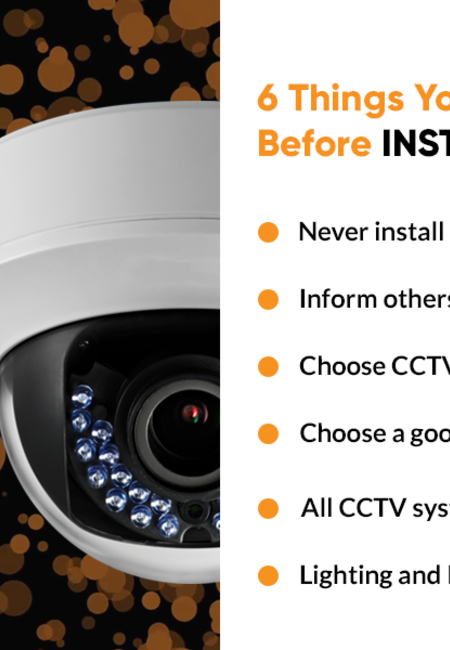6 things you need to know before installing cctv