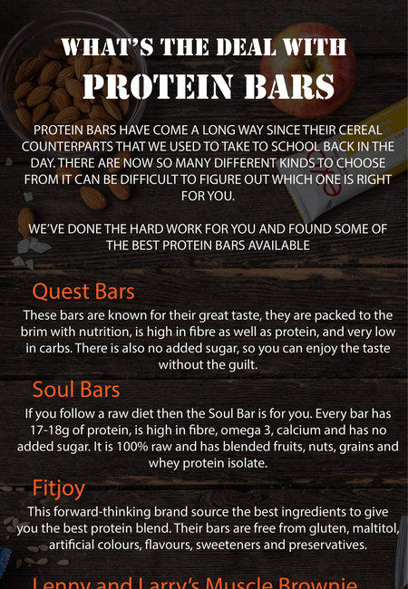 What%e2%80%99s the deal with protein bars