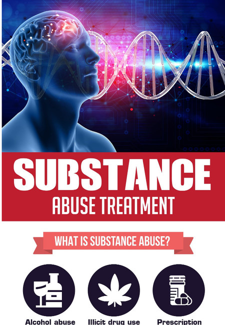 Substance abuse treatment centers infographic sm
