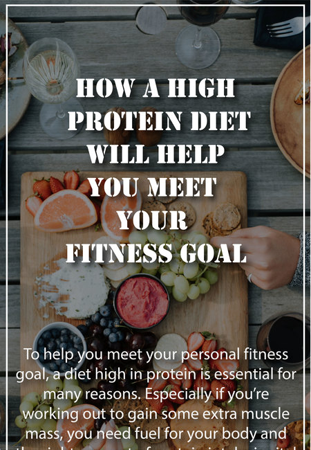 How a high protein diet will help you meet your fitness goal 14