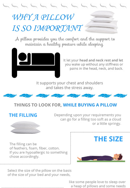Pick the perfect sleep companion   your pillow