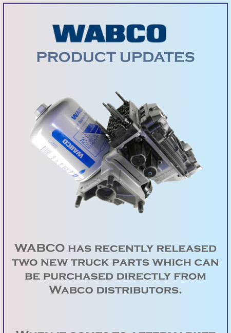Wabco product updates