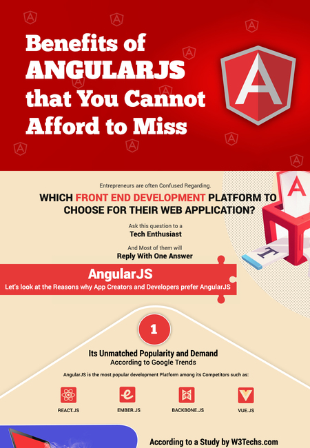Angularjs infographic