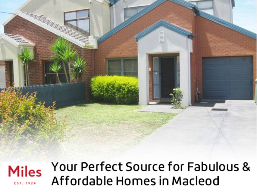 Miles real estate %e2%80%93 your perfect source for fabulous   affordable homes in macleod