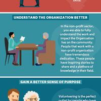 Benefits of non profit volunteering