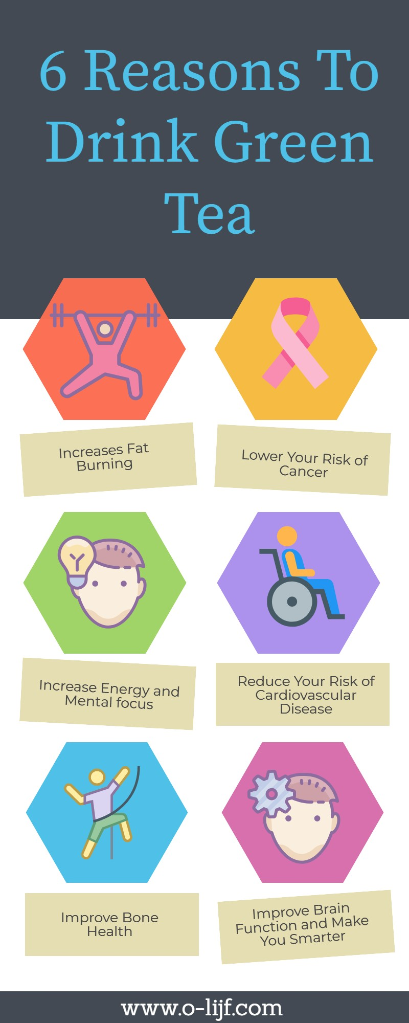 6 Reasons To Drink Green Tea