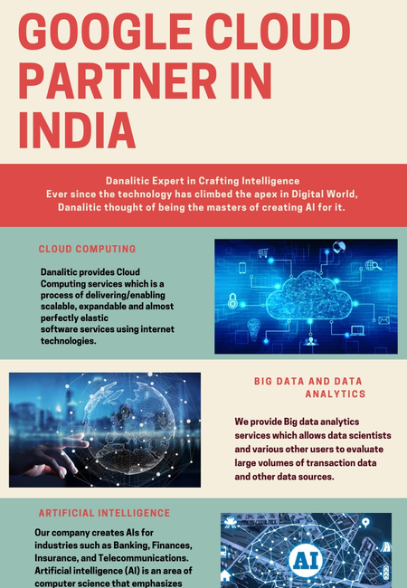 Google cloud partner in india
