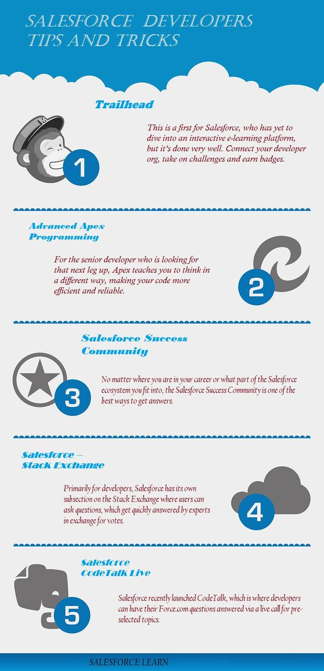 Salesforce developers tips and tricks