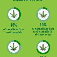 Cannabis use in canada
