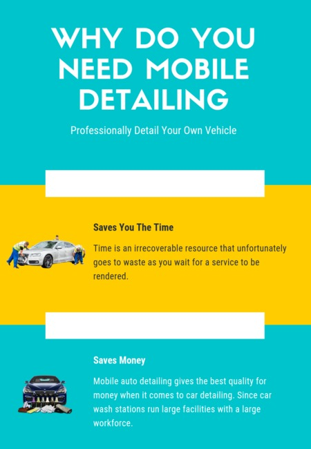 Why do you need mobile detailing
