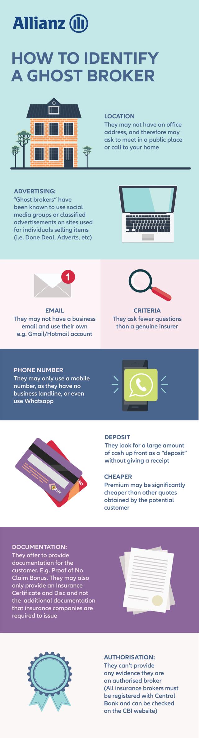 Ghost broker infographic (social)