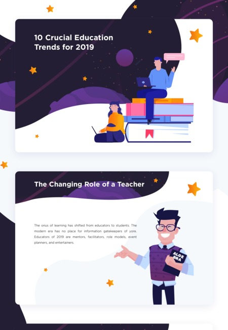 Education trends in 2019