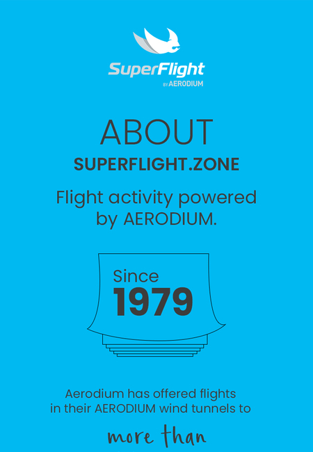Visit superflight to avail ultimate flight activities powered by aerodium
