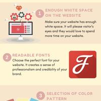 Web design tips for a user friendly website