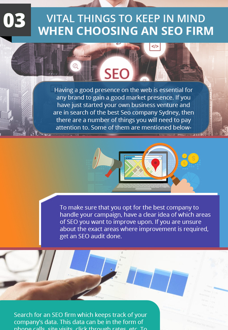 3 tips for choosing a reliable seo firm