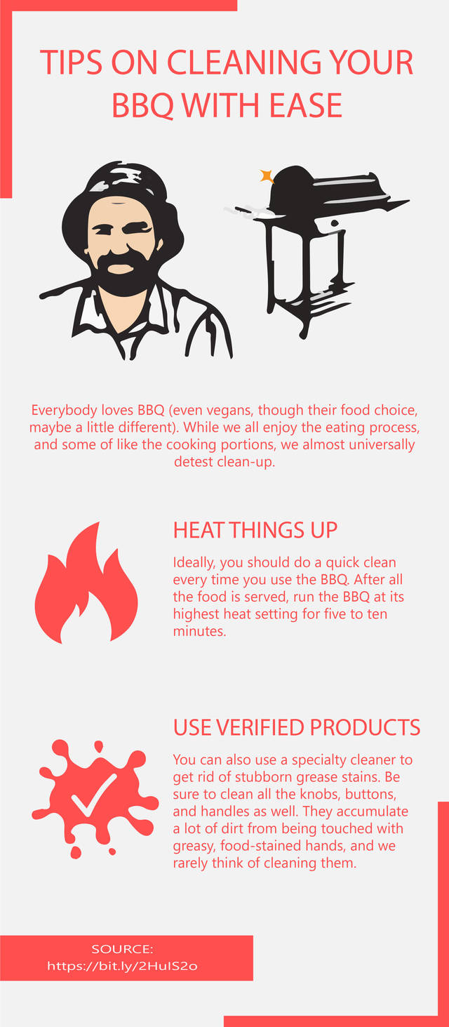 Tips on cleaning your bbq with ease