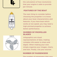 Things to be checked when you buy an outboard propeller