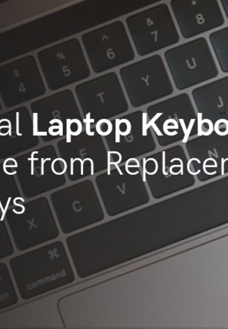 Buy original laptop keyboard keys online from replacement laptop keys