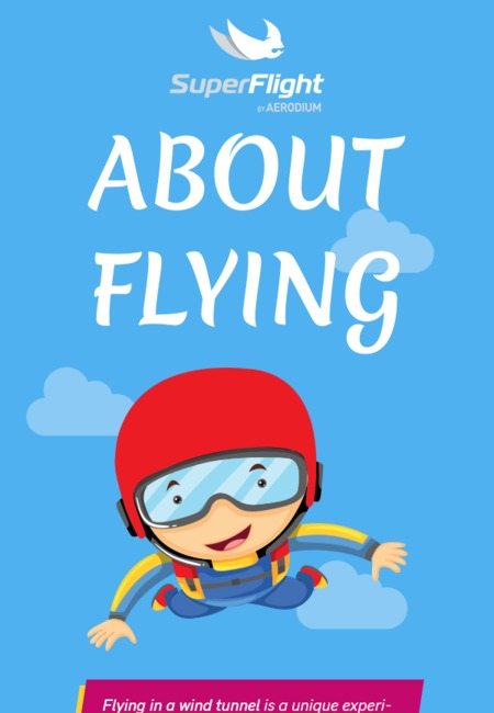 Visit superflight to fly like a bird without an airplane