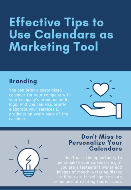 5 effective tips to use calendars as marketing tool