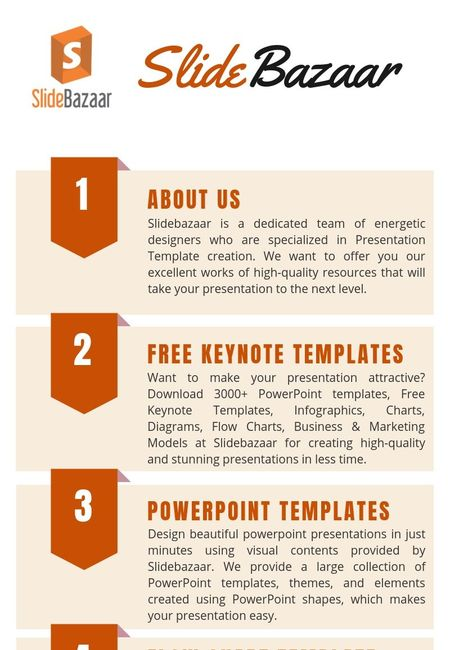 Free keynote templates