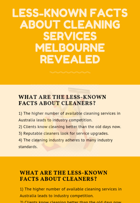 Less known facts about cleaning services melbourne revealed (2)