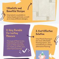 Key benefits of vinyl plank flooring everyone must know