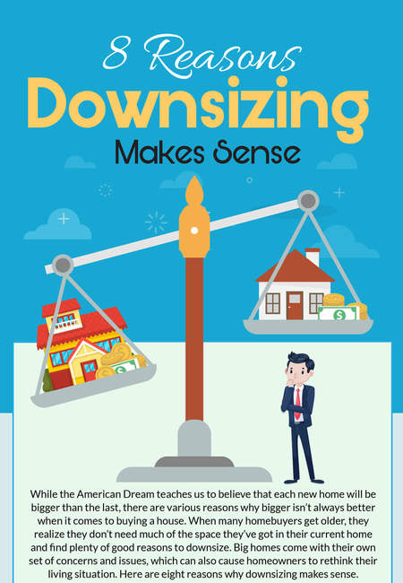 8 reasons downsizing makes sense