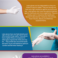 3 qualities that make latex gloves stand out