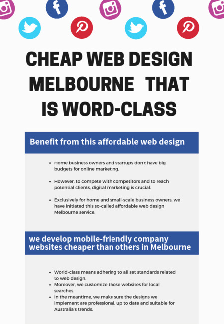 Cheap web design melbourne that is word class (2)