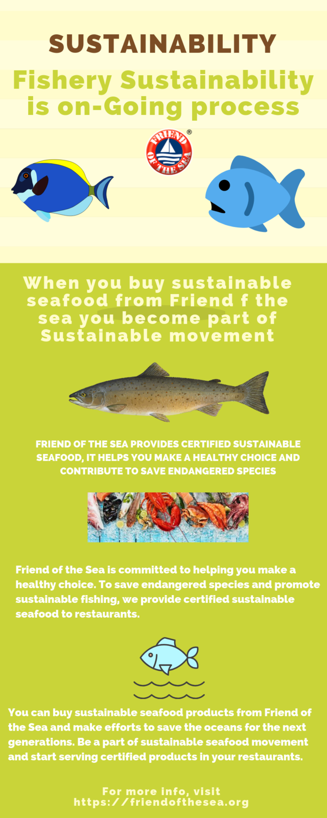 Sustainable fishery