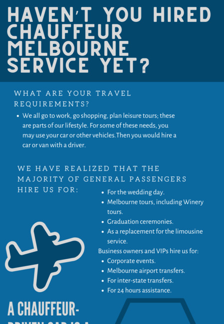 Haven%e2%80%99t you hired chauffeur melbourne service yet
