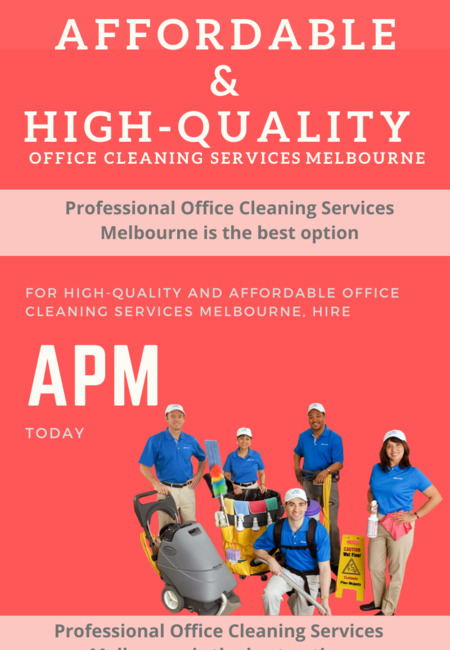 Affordable   high quality office cleaning services melbourne