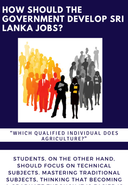 1how should the government develop sri lanka jobs 1