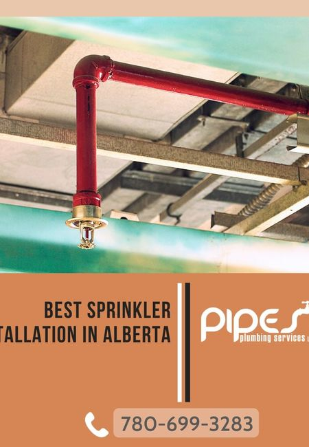 Best sprinkler installation in alberta