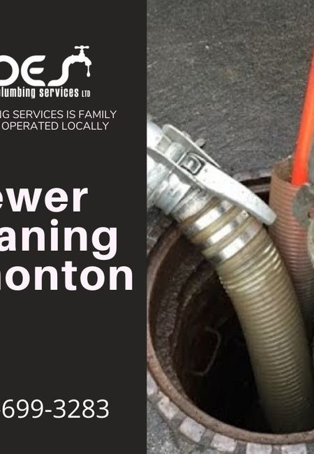 Sewer cleaning edmonton
