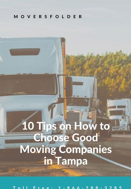 Moving companies in tampa