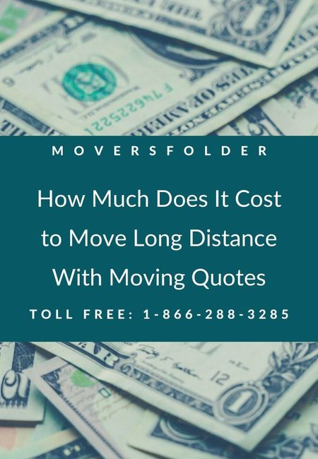 How much does it cost to move.