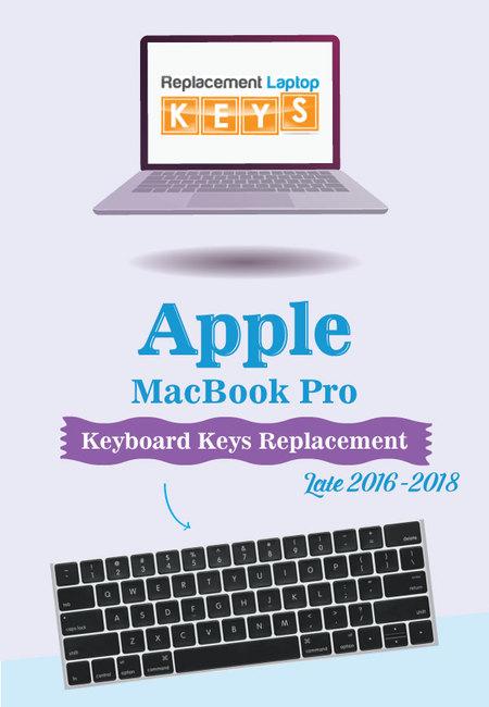 Shop 2016 2018 apple macbook pro keyboard keys from replacement laptop keys