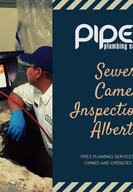Sewer camera inspection in alberta