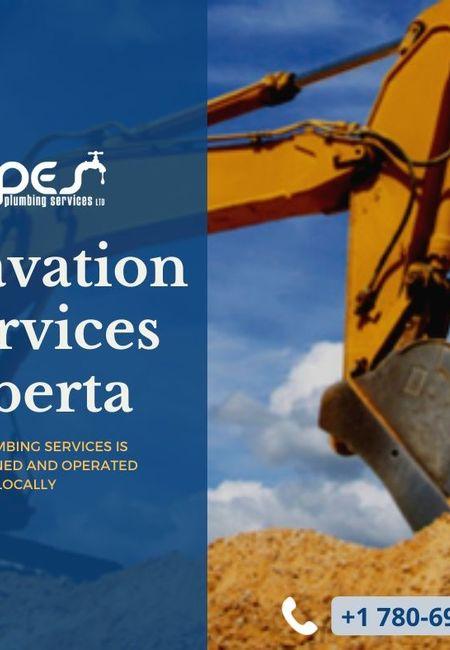 Excavation services alberta