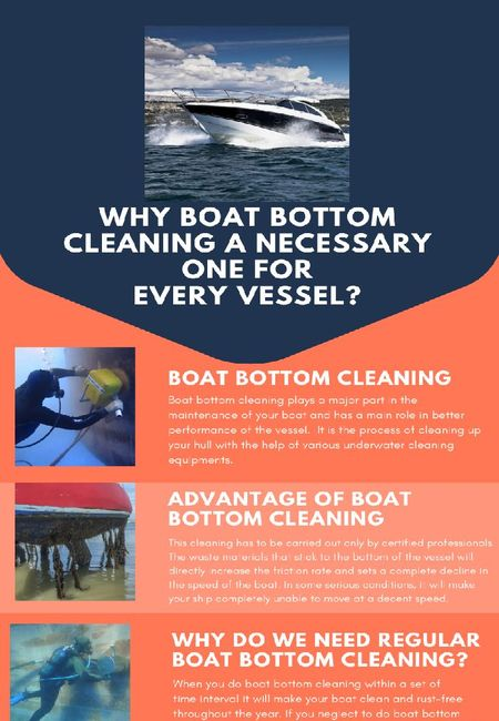 Why boat bottom cleaning a necessary one for every vessel1500