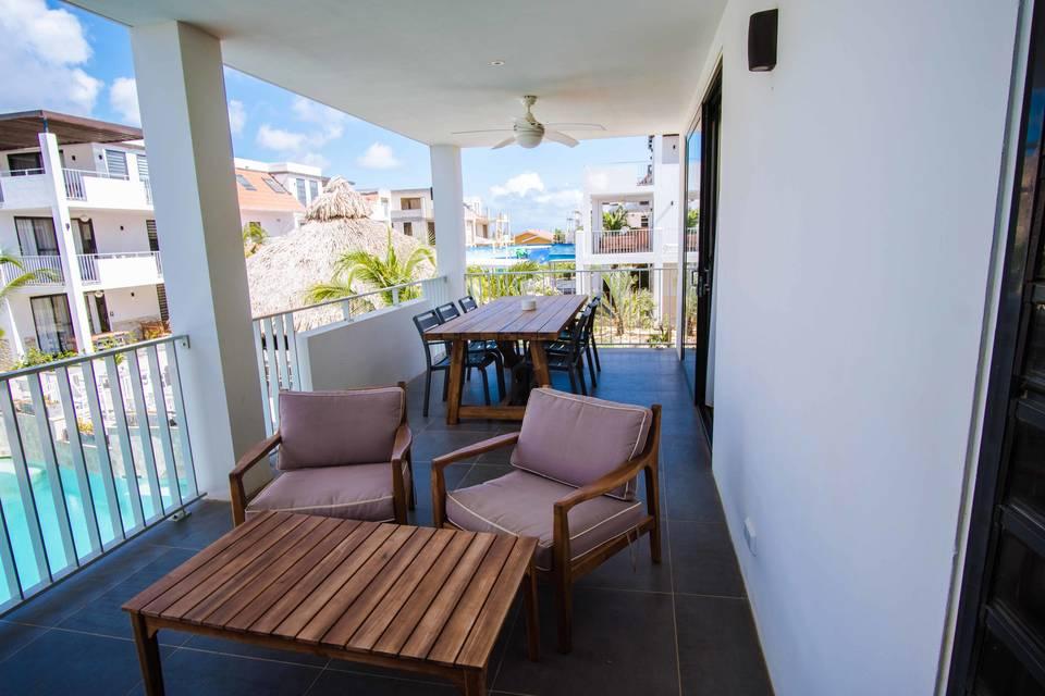 Resort bonaire 1