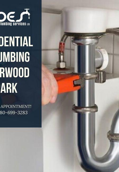 Residential plumbing sherwood park
