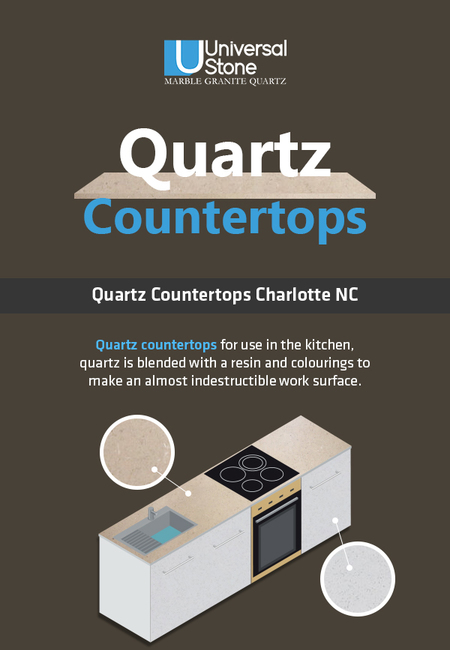 Get quartz countertops in a range of styles   colors from universal stone