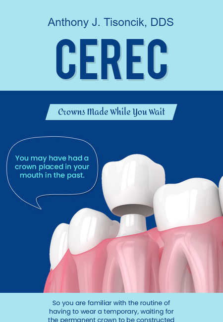 Get cerec crowns in just one visit from palos hills dental