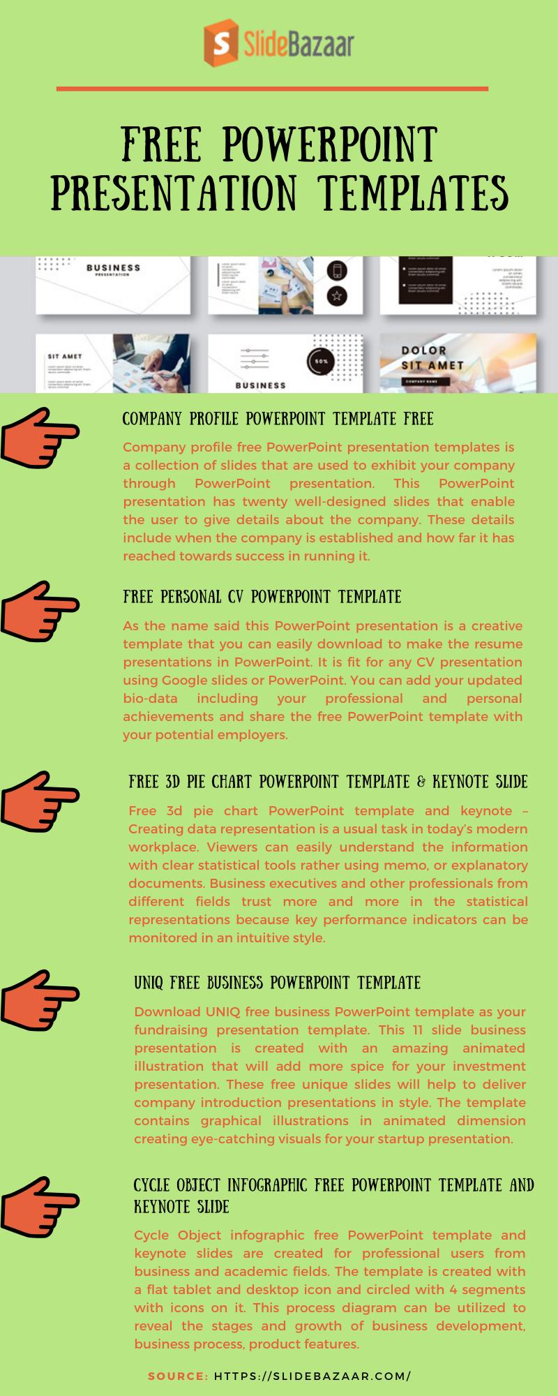 Free PowerPoint Presentation Templates